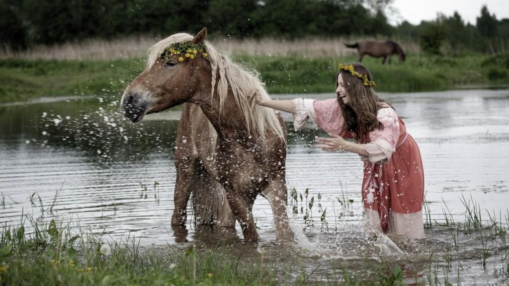 horse_bath