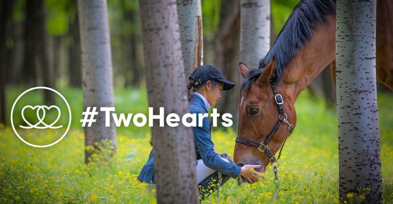 FEI #twohearts