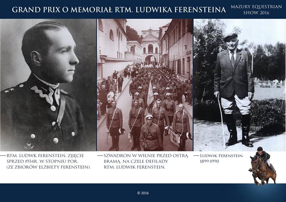 Grand Prix o memoriał rtm ludwika ferensteina