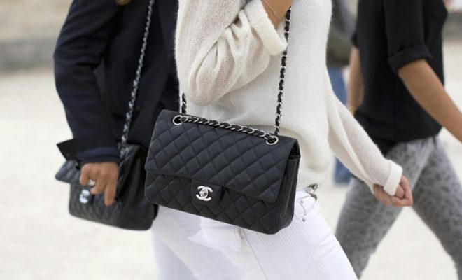 d69861b5b88d9 Torebka 2.55 Chanel – pikowany klasyk - Want it! Have it!