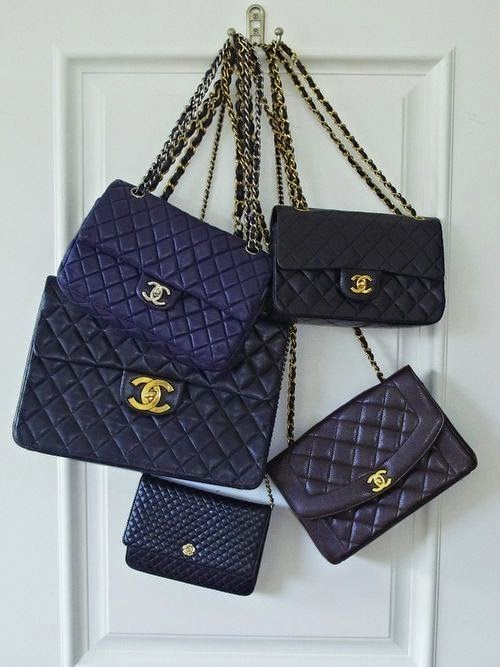 chanel 2.55 bag quilted cc lock