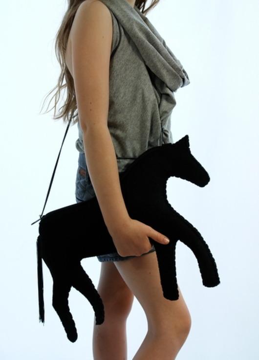 Want Have It- torebki i plecaki w kształcie kona