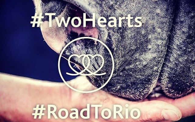 Want Have It Two Hearts Rio 2016