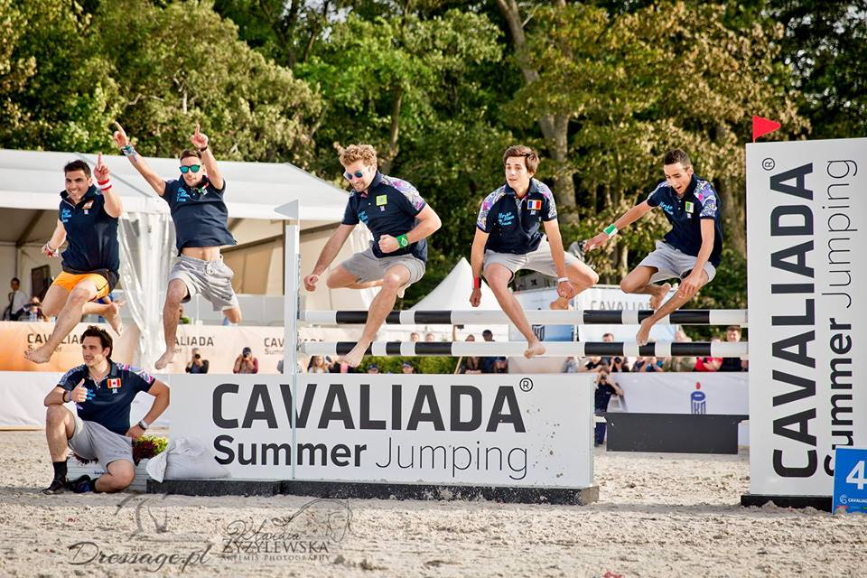 Want Have ItHorseman Cavaliada Summer Jumping 2016