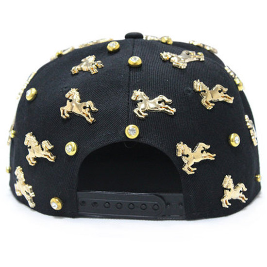 Want Have It baseball-caps-hip-hop-style-horse-