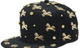 cool-baseball-caps-hip-hop-style-horse-design-young-people4897