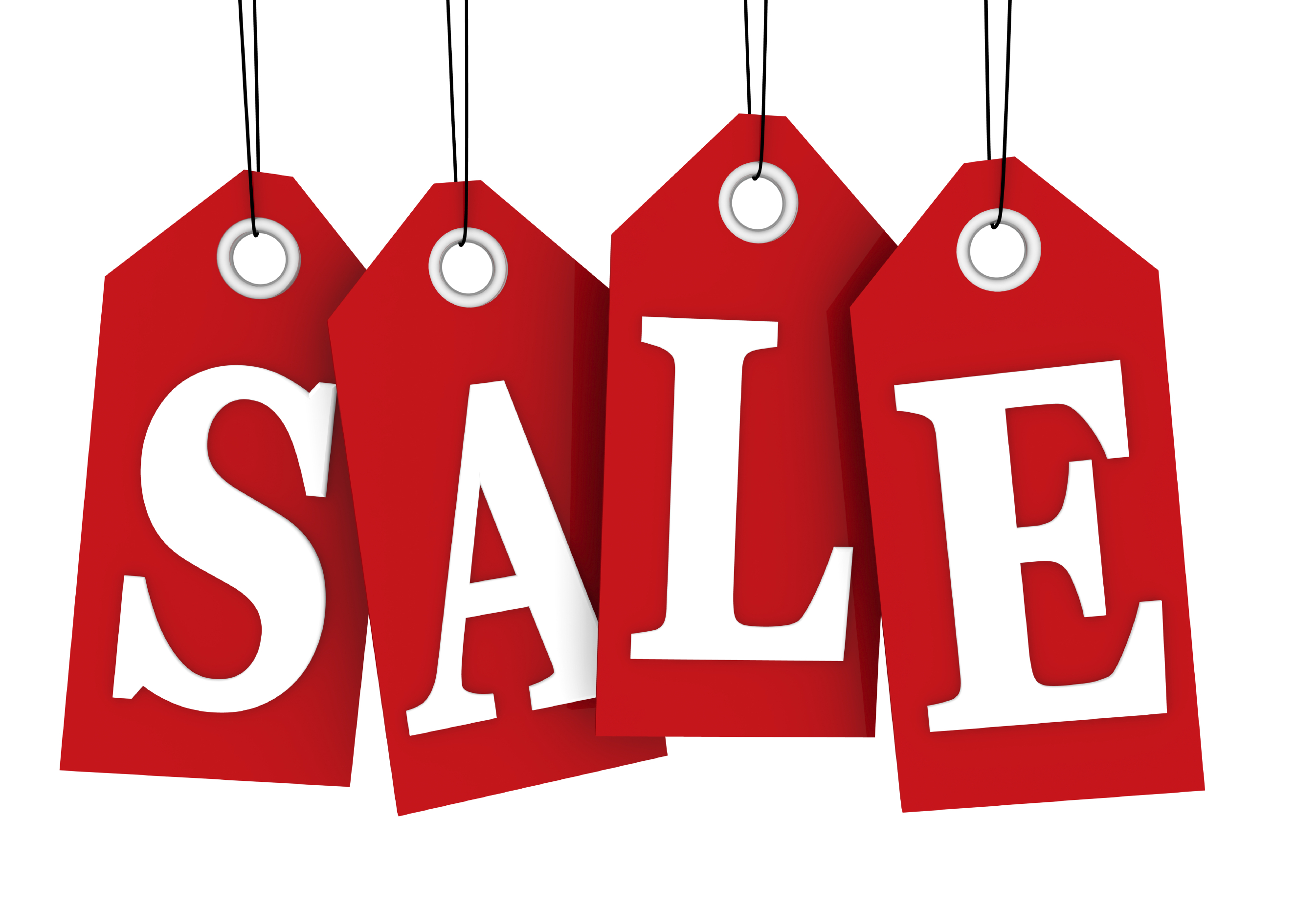 Sale Want it! Have it!